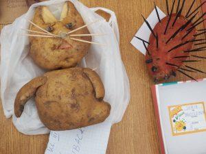 ziemniaki cudaki