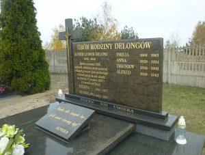 grób patrona