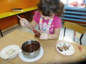 czekolada piernik