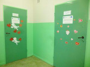 Ozdabianie drzwi