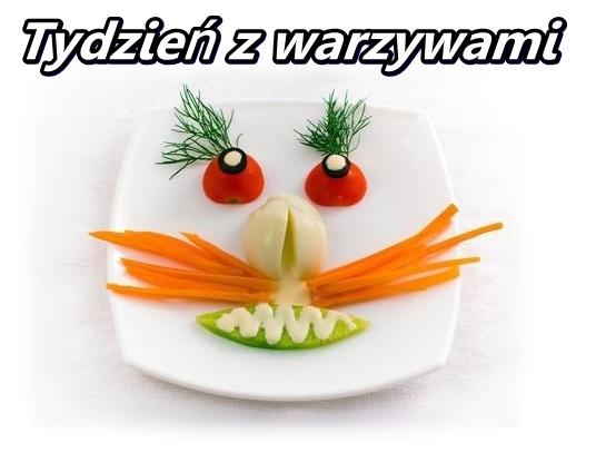 Tydzień Z Warzywami Szkoła Podstawowa Im Alfreda Delonga